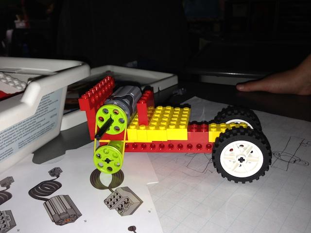 WeDo Car 3